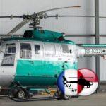 Eurocopter BO105, 1983 г.