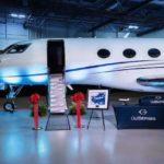 Gulfstream Aerospace передал клиенту Gulfstream G-600